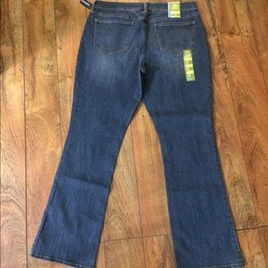 Old Navy sweetheart jeans, NWT
